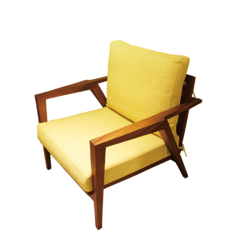 Christina Sofa Teak 1 Seater