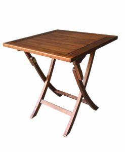 Folding Table Square